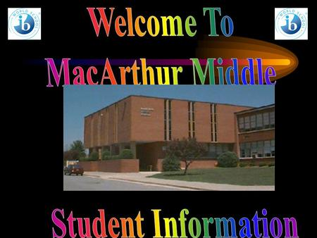 Your child will thrive at MacArthur Middle School!!! Tonight we will learn: –What type of learning goes on at MacArthur? –What does a typical day look.