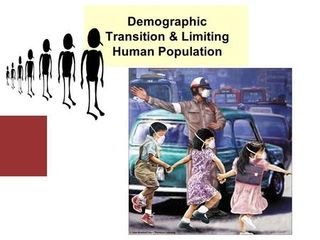 Demographic Transition & Limiting Human Population.