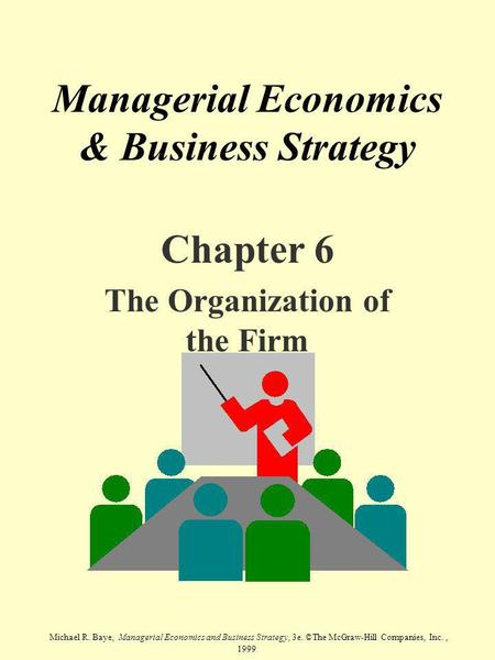 managerial economics chapter 5