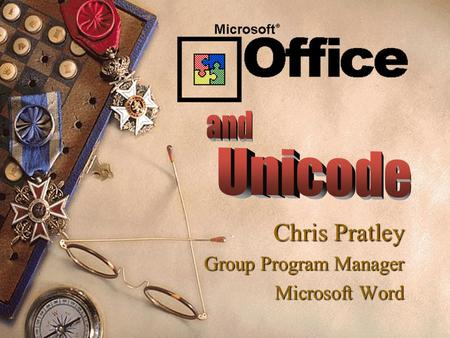 Chris Pratley Group Program Manager Microsoft Word.