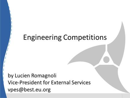 Engineering Competitions