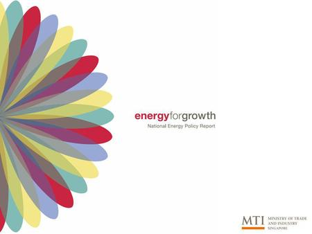 The Changing Energy Landscape Economic Competitiveness Energy Security Environment / Climate Change New Opportunities.