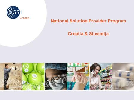 Croatia National Solution Provider Program Croatia & Slovenija.