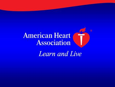 © 2009, American Heart Association. All rights reserved. A Comprehensive Overview of Nursing and Interdisciplinary Care of the Acute Ischemic Stroke Patient,