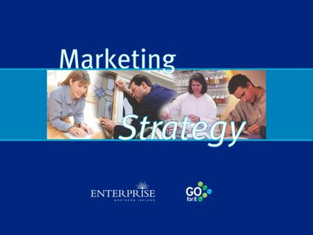 Developing a Marketing Strategy & the Benefits