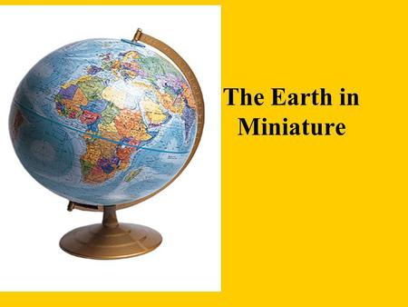 The Earth in Miniature If we could reduce the population of the Earth to a small village of exactly 100 inhabitants, maintaining the proportions existing.