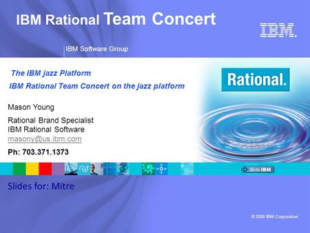 IBM Rational Team Concert