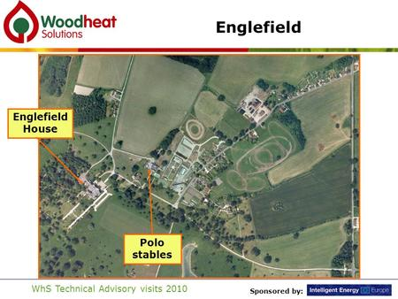 Sponsored by: WhS Technical Advisory visits 2010 Englefield House Polo stables.