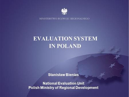 EVALUATION SYSTEM IN POLAND