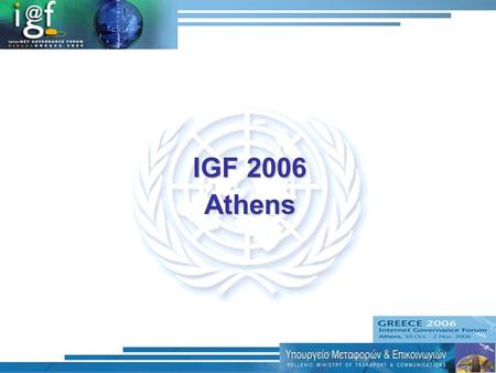 IGF 2006 Athens. COORDINATING COMMITTEE ORGANISING COMMITTEE WORKING GROUPS REGISTRATIONHELPDESK Organizational Structure.