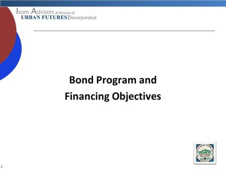 Mt. Diablo Unified School District General Obligation Bond Program and 2010 Series A & B Summary October 12, 2010.