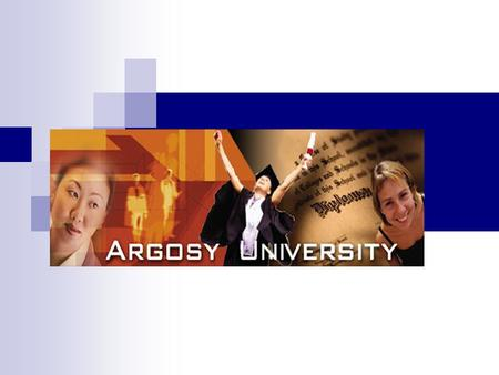 Illinois School of Professional Psychology at Argosy University Correctional Psychology Training Program Roger Widmer, ED.D. President And Tracy P. Robinson,