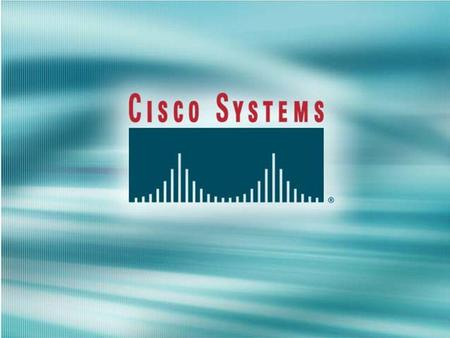2 © 2004, Cisco Systems, Inc. All rights reserved. Scalable, Efficient Cryptography for Multiple Security Services David A. McGrew Cisco Systems, Inc.