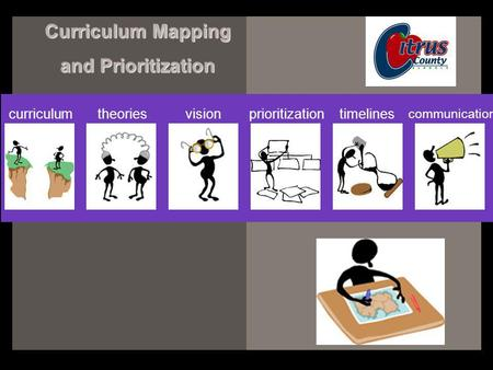 Curriculum Mapping and Prioritization communication curriculum theories visionprioritizationtimelines.