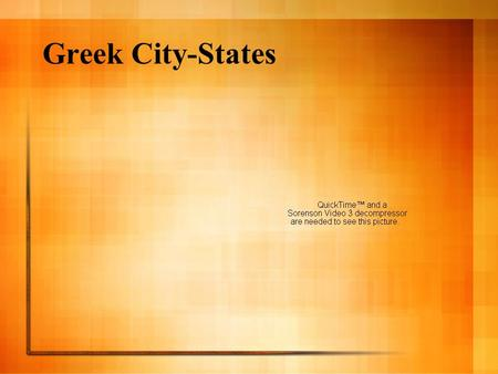 Greek City-States. Polis Polis: city-state basic political unit Each polis was independent but shared characteristics: -Acropolis hill in center of polis;