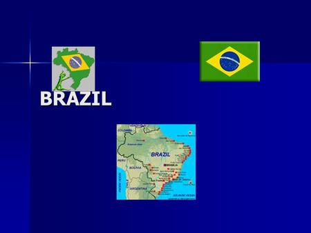 BRAZIL. The land and Its Regions Chapter 12 - section 1 Chapter 12 - section 1 Brazil is the largest country in area and population in South America (slightly.