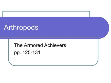 The Armored Achievers pp