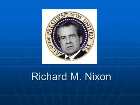 Richard M. Nixon. inflation -A general rise in the prices of goods and services. inflation -A general rise in the prices of goods and services. stagflation-A.
