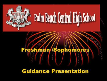 Freshman /Sophomores Guidance Presentation. Guidance Counselors A-ZESOLMs. Torres A-Z9 th onlyMs. Zaremba A-C10-12Ms. Russell D- G10-12Mr. Boettcher H-MA.