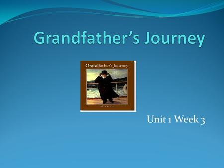 Unit 1 Week 3. Genre – Historical Fiction Historical Fiction is set in the past. It is a story in which some of the details are facts, but in which others.