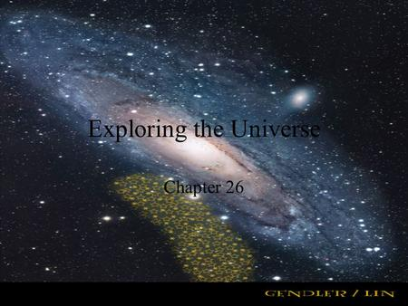 Exploring the Universe Chapter 26 26.1 Energy From the Sun.