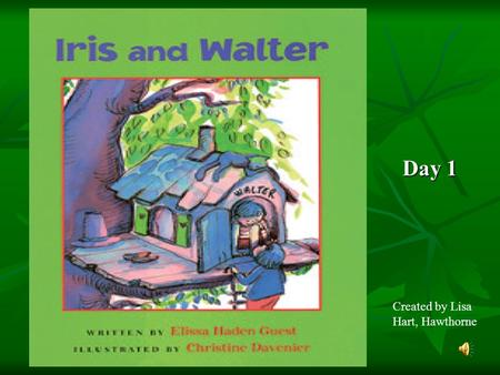 Day 1 Day 1 Created by Lisa Hart, Hawthorne Morning Warm-Up! Day 1 People live in urban and rural areas.