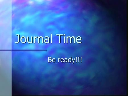 Journal Time Be ready!!!. 4.1 Nonfiction Notes Nonfiction = literary works which are TRUE.