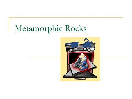 Metamorphic Rocks. Rock Cycle Objectives 14 – Describe the types of changes associated with metamorphic rocks. 15 – Contrast regional and contact metamorphism.