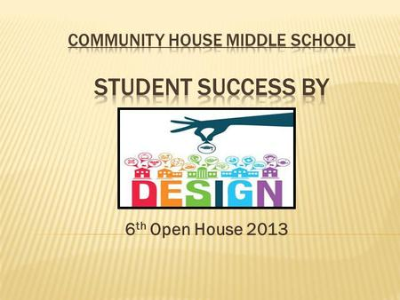 6 th Open House 2013. Ms. Jamie Brooks – Principal Mr. Neumann – Bus questions