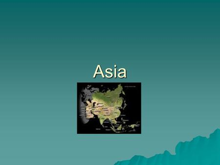 Asia. The Indian Peninsula Physical Features Physical Features –Three major rivers: Indus, Ganges, Brahmaputra –Arabian Sea, Indian Ocean, Bay of Bengal,
