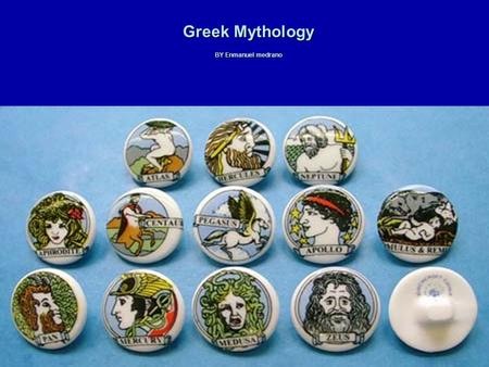Greek Mythology BY Enmanuel medrano. Introduction page This power-point may contain some nudity so please clarify first with the teacher if you have any.