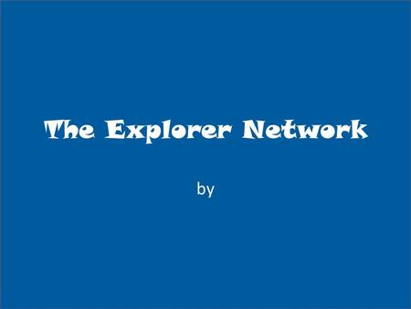 The Explorer Network by. User name: status update here Basic Information Current City: Portugal Spain Birthday:10-12-1451 Looking for: west route to Asia.