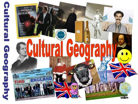 Cultural Geography is a relatively new sub-field within human geography. A very simple and broad definition of Cultural Geography is the study of geographical.