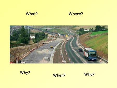 Where?What? Why? When? Who?. What does the future hold for employment in South Wales?