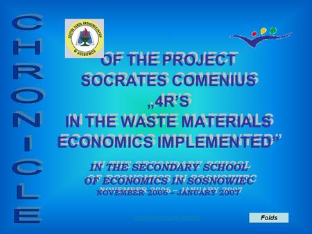 "ECONOMICS IMPLEMENTED"" CHRONICLE"