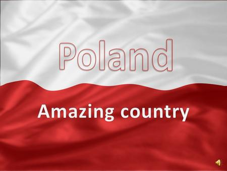 Poland is situated in Europe Polish flag and emblem.
