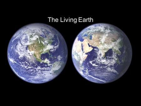 The Living Earth. Industrial chemicals released into the atmosphere have damaged the ozone layer in the stratosphere.
