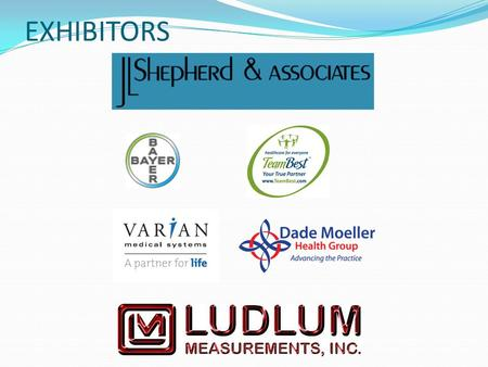EXHIBITORS. JL Shepherd & Associates is a provider of instruments for radiation detection instrumentation. The company was formed in 1967 and it principally.