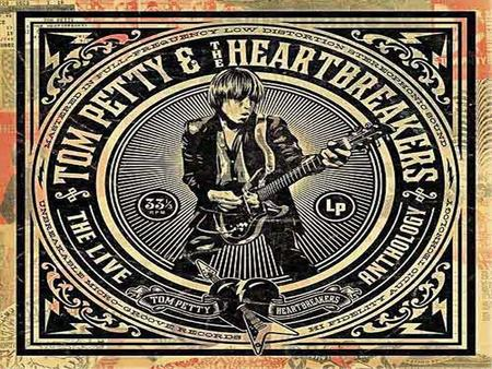 Tom Petty and The Heartbreakers Free Falling Into Canada Tour July, 2011 Band Manager – Johnny Rockstar.