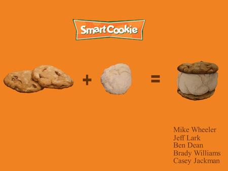 + = Mike Wheeler Jeff Lark Ben Dean Brady Williams Casey Jackman.