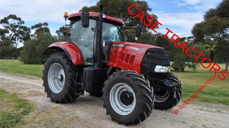 CASE TRACTORS B Y F L Y N N M A C K I N T O S H. CONTENTS INFORMATION I THE END THE TRACTORS FRONT END LOADERS HAVESTERS HAY TOOLS JOHN DEERE9630T VS.