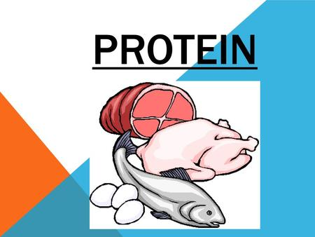 PROTEIN.  PROTEINS PROVIDE 4 CALORIES PER GRAM.  THE MAIN FUNCTION OF PROTEIN IS TO BUILD AND REPAIR BODY TISSUES.  YOU MUST EAT PROTEIN DAILY TO REPLACE.
