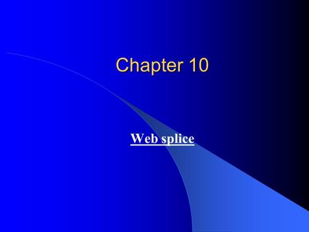 Chapter 10 Web splice. Introduction The web of a plate girder consists generally of several pieces connected together, since web plate can be obtained.