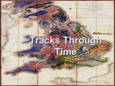 Tracks Through Time. Metamorphic Rocks rocks formed when older, pre-existing rocks have been altered by heat and/or pressure two groups are recognised.