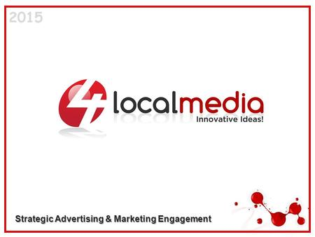 Strategic Advertising & Marketing Engagement 2015.