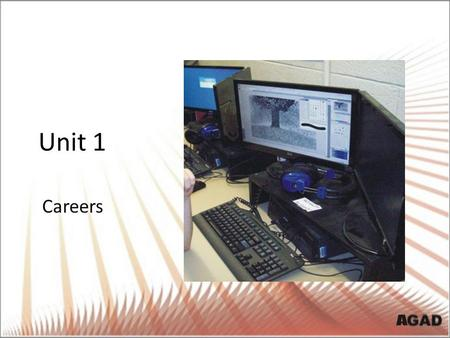 Unit 1 Careers. CAREER PATHS IN GAME DESIGN Game Producers/Managers Job description. The producer is responsible for the overall game development involving.