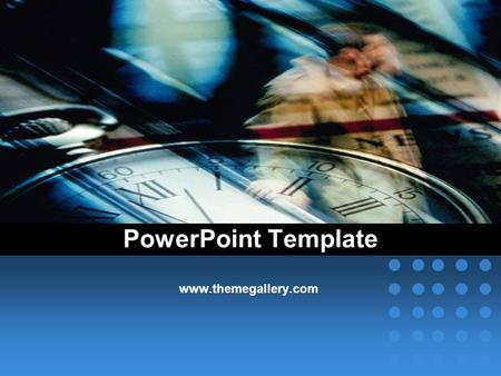PowerPoint Template www.themegallery.com. company name Contents Click to add Title 1 2 3 4.