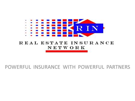POWERFUL INSURANCE WITH POWERFUL PARTNERS. We Bring Solutions Who Are We Third eneration of amily wnership – Established in 1928 Third Generation of Family.