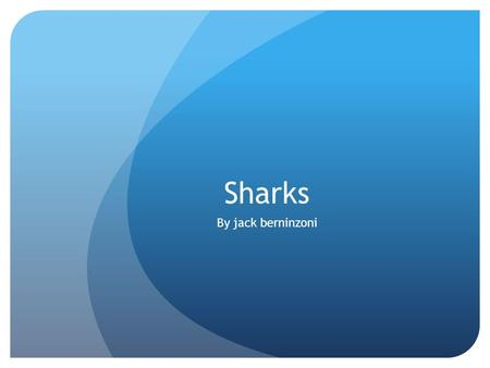 By jack berninzoni Sharks. What Do Shark Eat? Sharks take a bite of their Food before they eat it's food. Sharks eat fish and crabs and also eat krill.