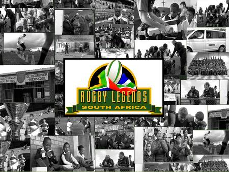 Introduction Founded in 2004, the South African Rugby Legends Association (SARLA) is a registered non-profit organisation with two complimentary objectives: